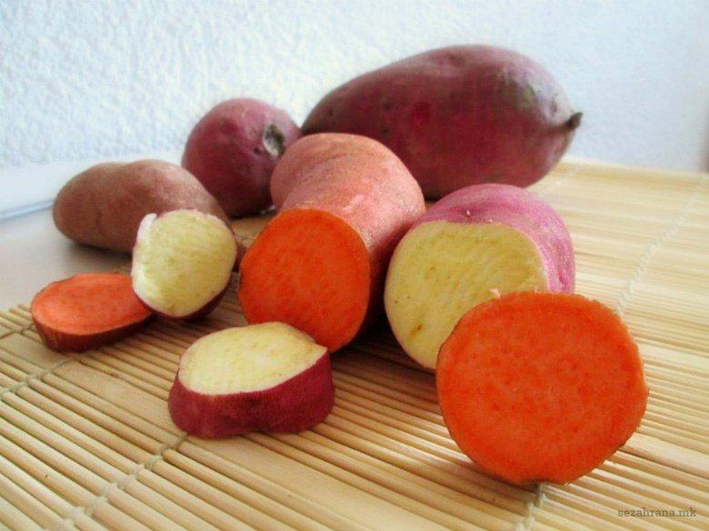 Сладок компир - батат