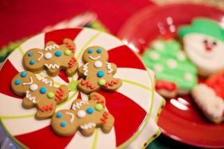 Празнични медени колачи