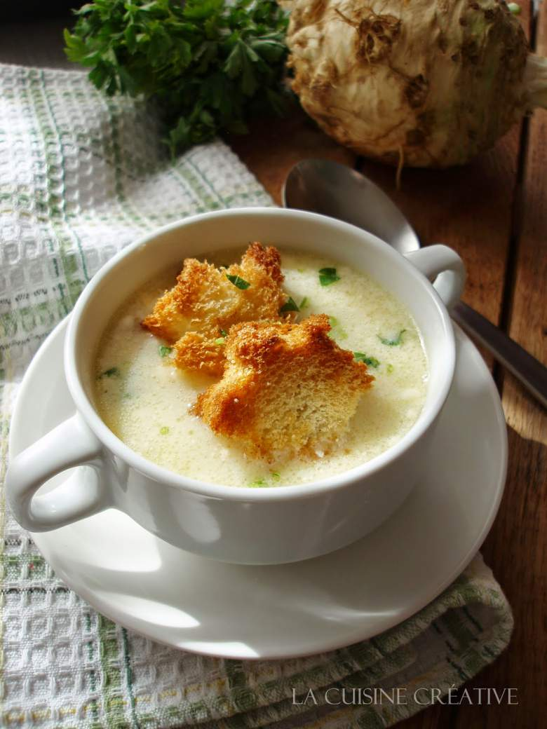 Крем супа од целер
