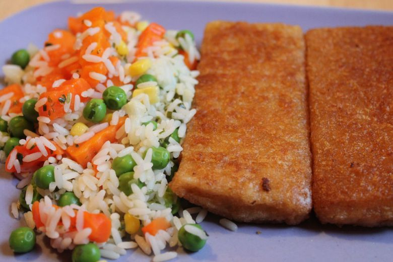 рижото ориз со зеленчук