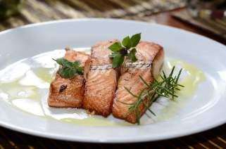 19 идеи за гарнирање на риба 1