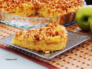 колач со јаболка