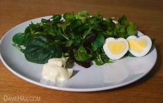 срце од јајце