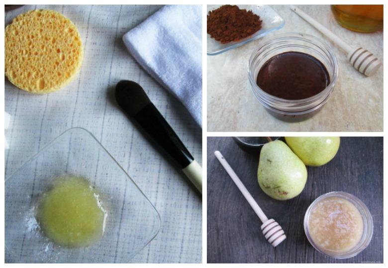 5 маски за лице со мед