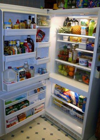 Имајте чист фрижидер за 15 минути 1