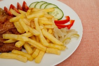 Како да направите крцкав помфрит дома 1