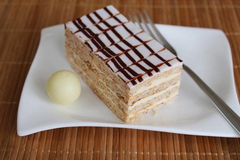 Кремаста торта - традиционален рецепт од истокот 2