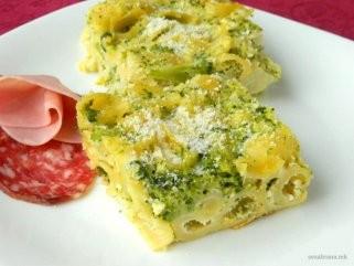 Печени тестенини со брокула и карфиол 1