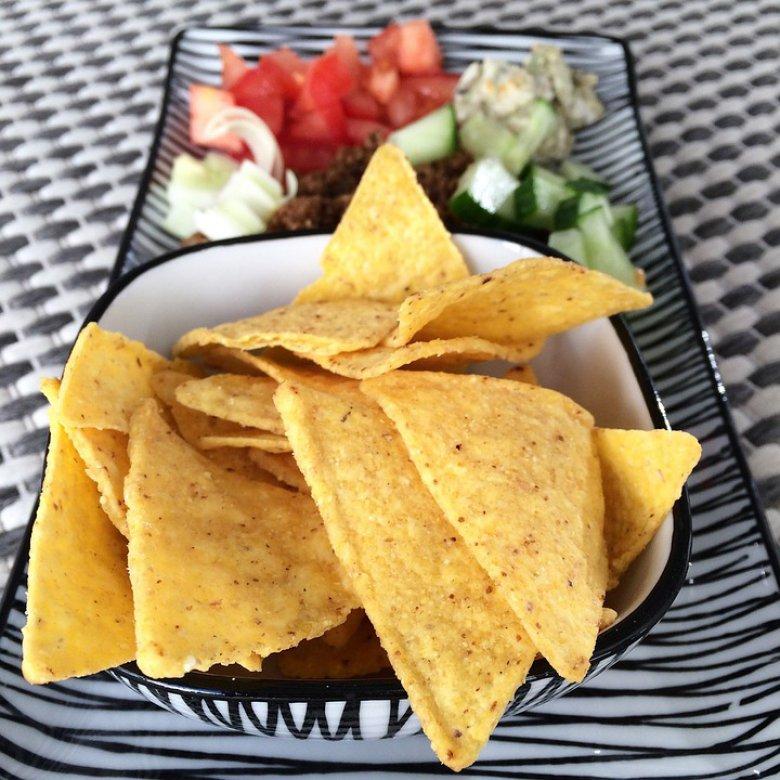 Мексикански тако чипс на домашен начин 2
