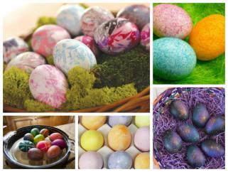 идеи за бојадисување на велигденски јајца
