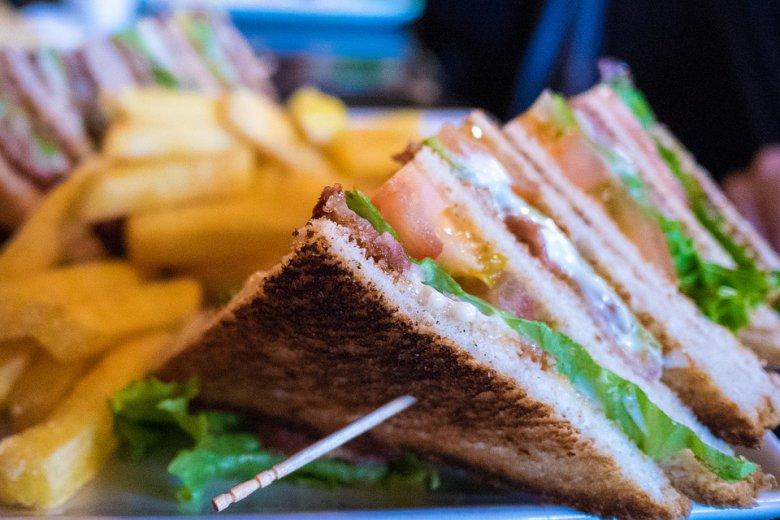 клуб сендвич
