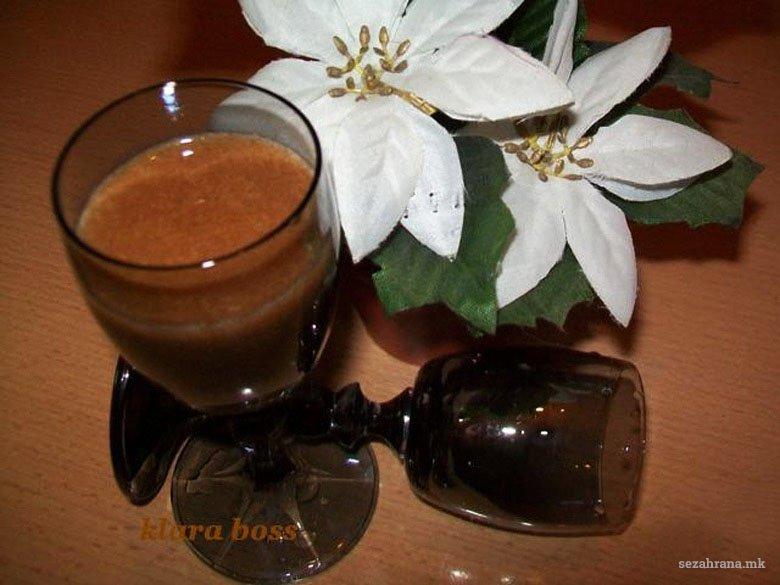 Домашен ликер бејлис со вкус на карамела 2