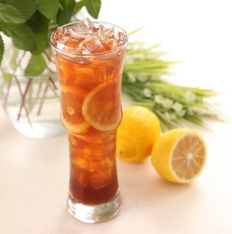 домашен ладен чај