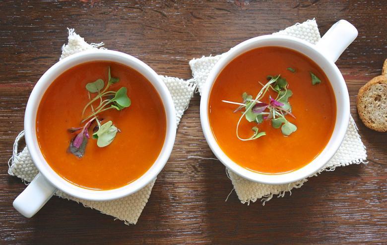 крем супа од домати