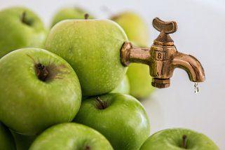 Направете сами домашна јаболкова киселина 1