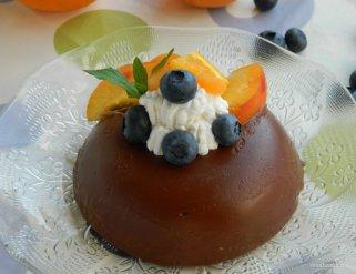 домашен чоколаден пудинг