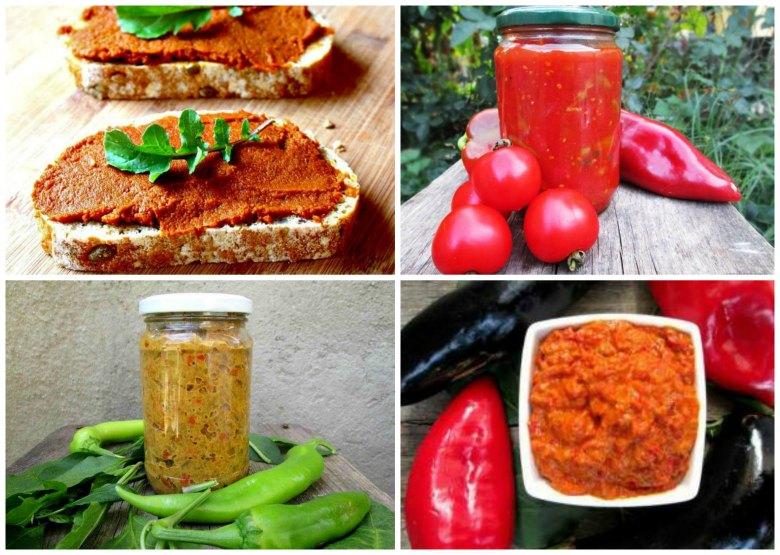 8 рецепти за зимница со пиперки - ајвар, малиџано, лутенка, туршија 2