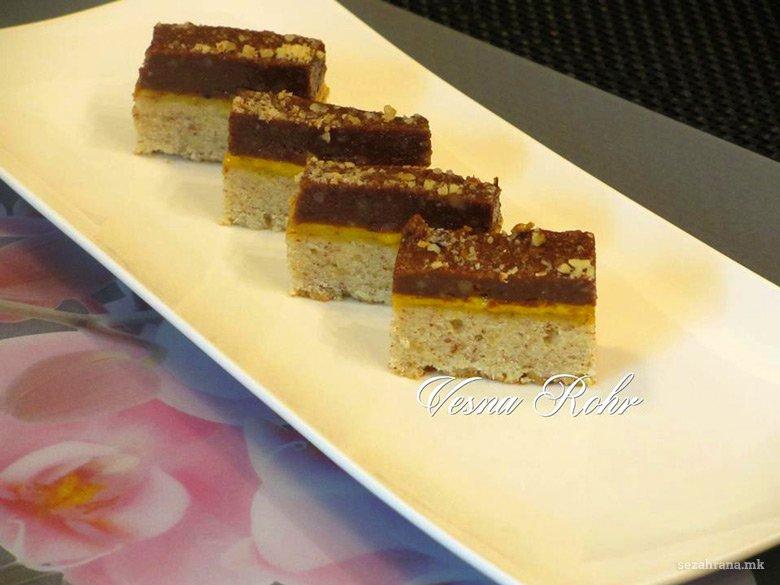 Агнеса ситни колачи со ореви 2