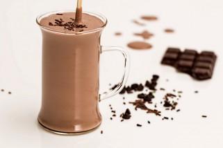 здраво чоколадно смуди