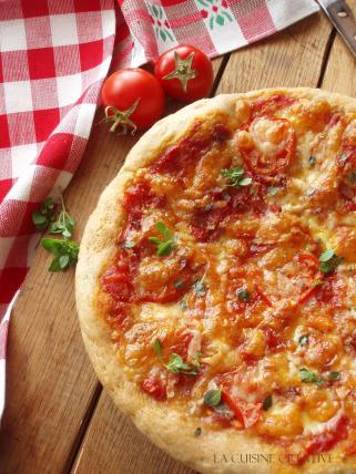 пица од интегрално лудо тесто