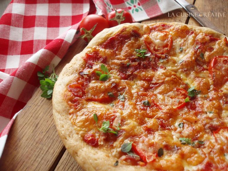 пица од лудо тесто
