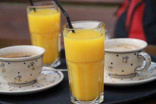Здрав диетален сок од ананас 1