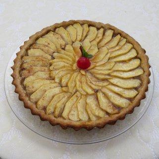 Швајцарска пита со јаболка 1