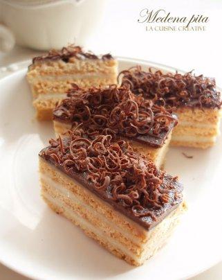 Медена торта 1