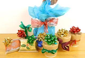 пакување на подароци