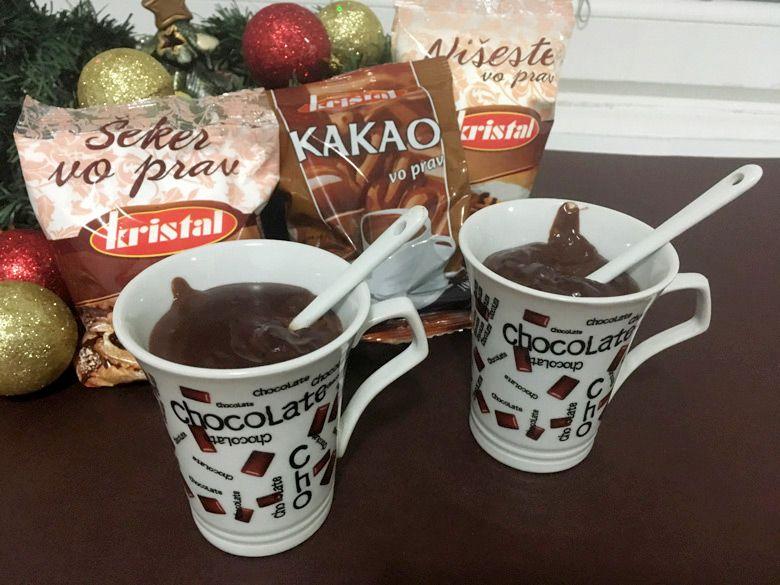 кристал топло чоколадо