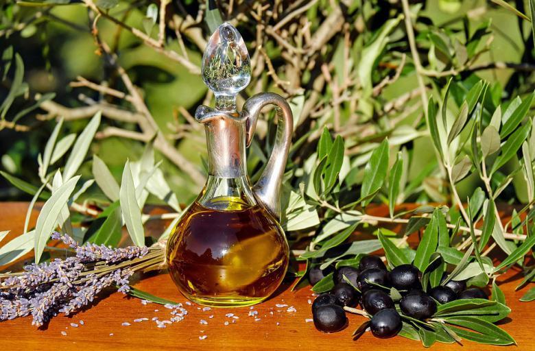 третман со маслиново масло