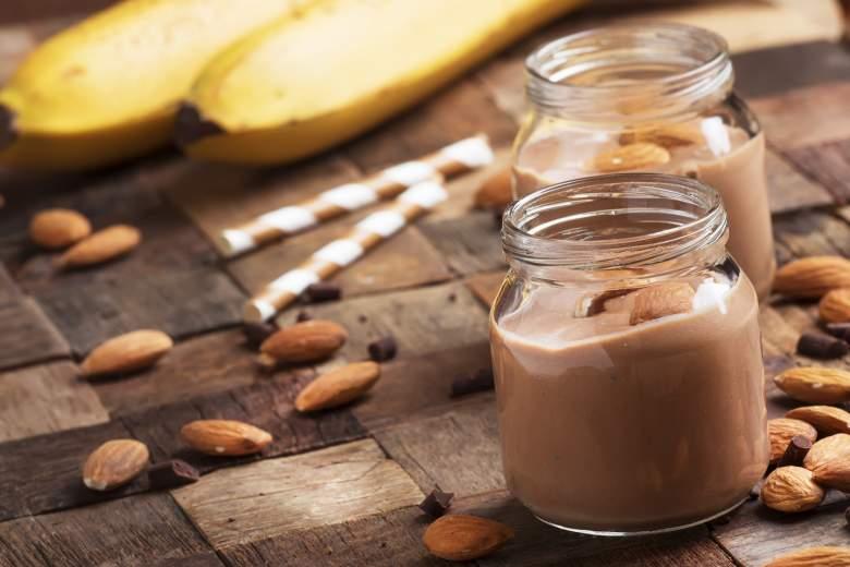 чоколадно смуди со банана