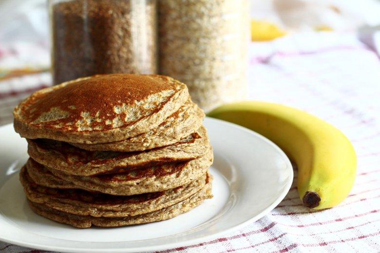 Здрави палачинки од банана за 5 минути 2