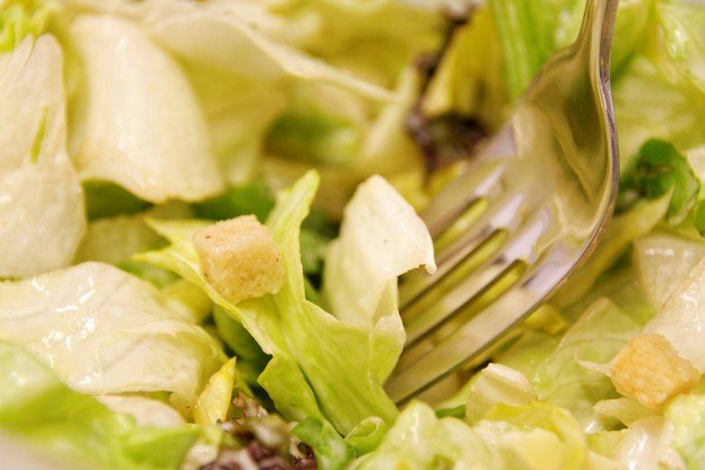 Брза оброк салата од пилешко месо 2