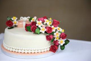 фондан за торта