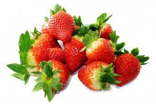 јагоди за чиста, сјајна кожа