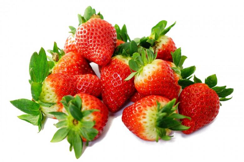 јагоди за убава кожа