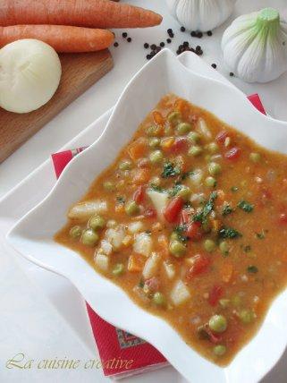 Лесна чорба од зеленчук 1