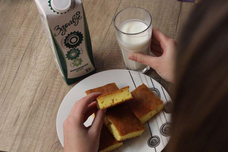 проја со јогурт