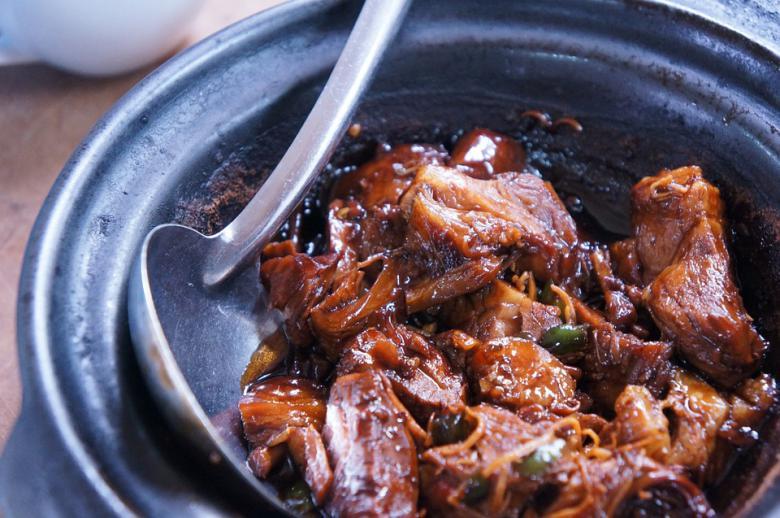 солење на месо