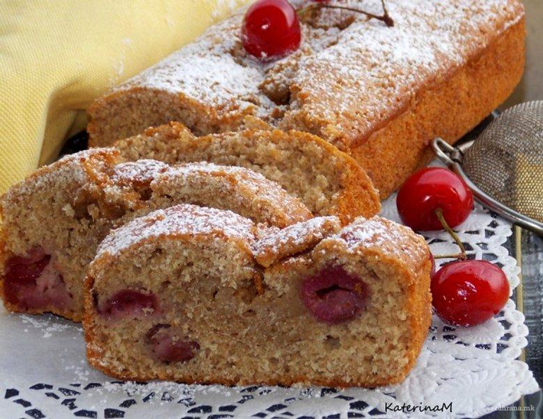 Здрав колач со цреши 2