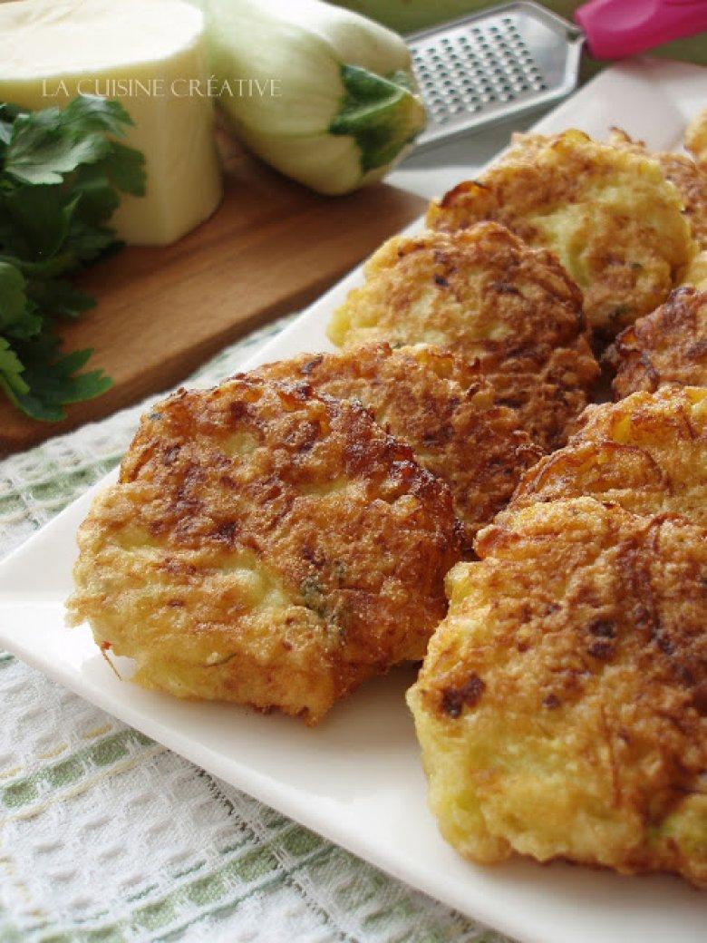 Лесен и брз рецепт за ќофтиња од тиквички 2