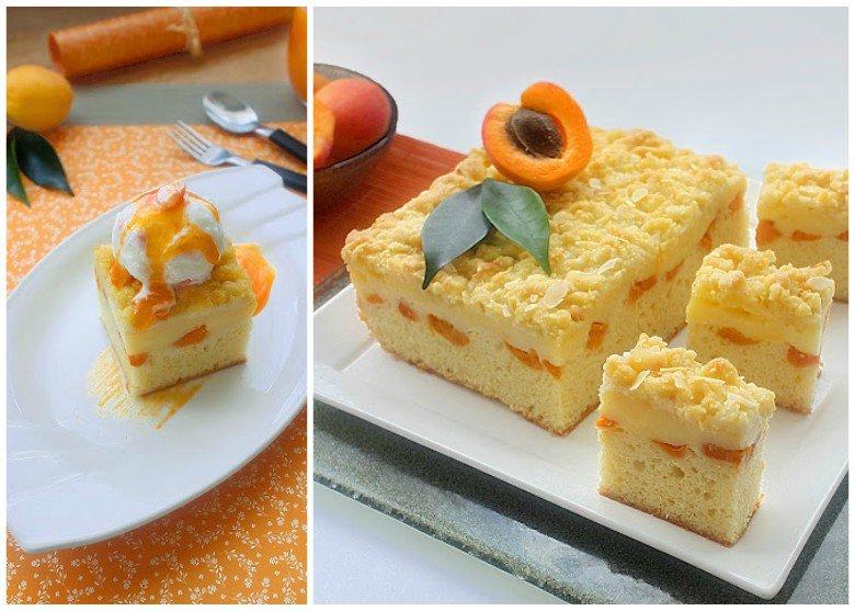 колач со кајсии