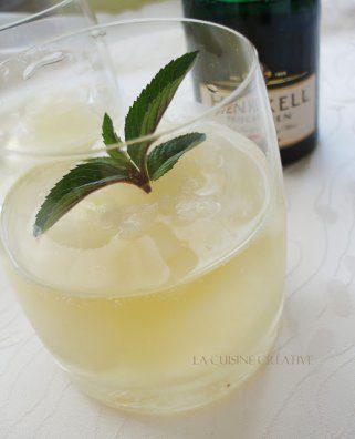 Сорбет од лимон и рецепт за ладно освежување 1