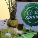 Направете украсна вазна од празно паковање од семиња 1