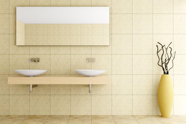 чистење на плочки во бањата