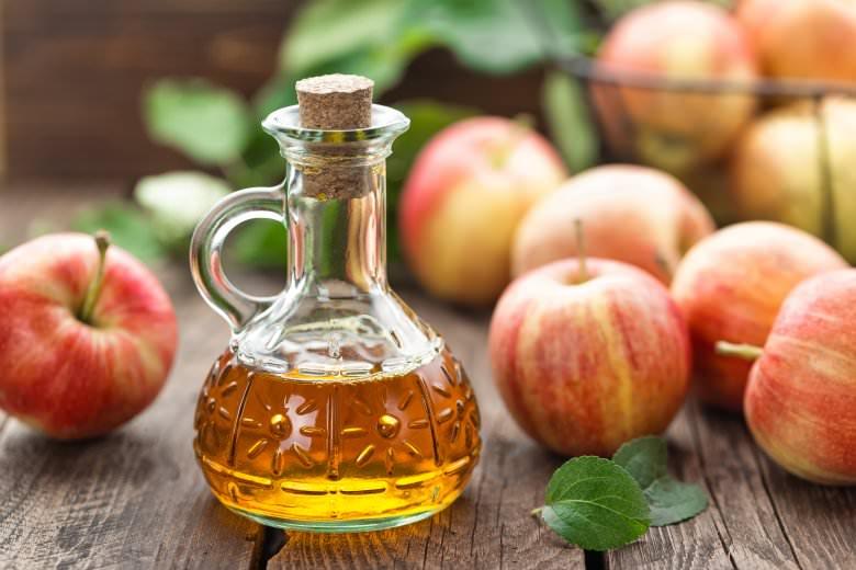 Домашен третман со јаболкова киселина против брадавици 2