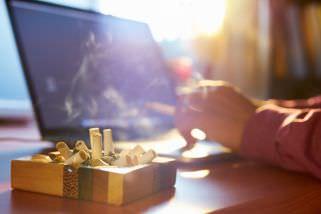 чад од цигари