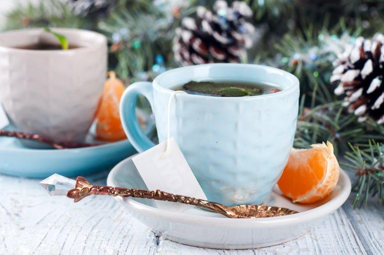 чај од мандарина