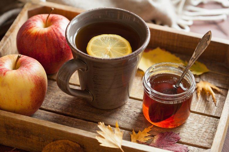 домашен чај од јаболко